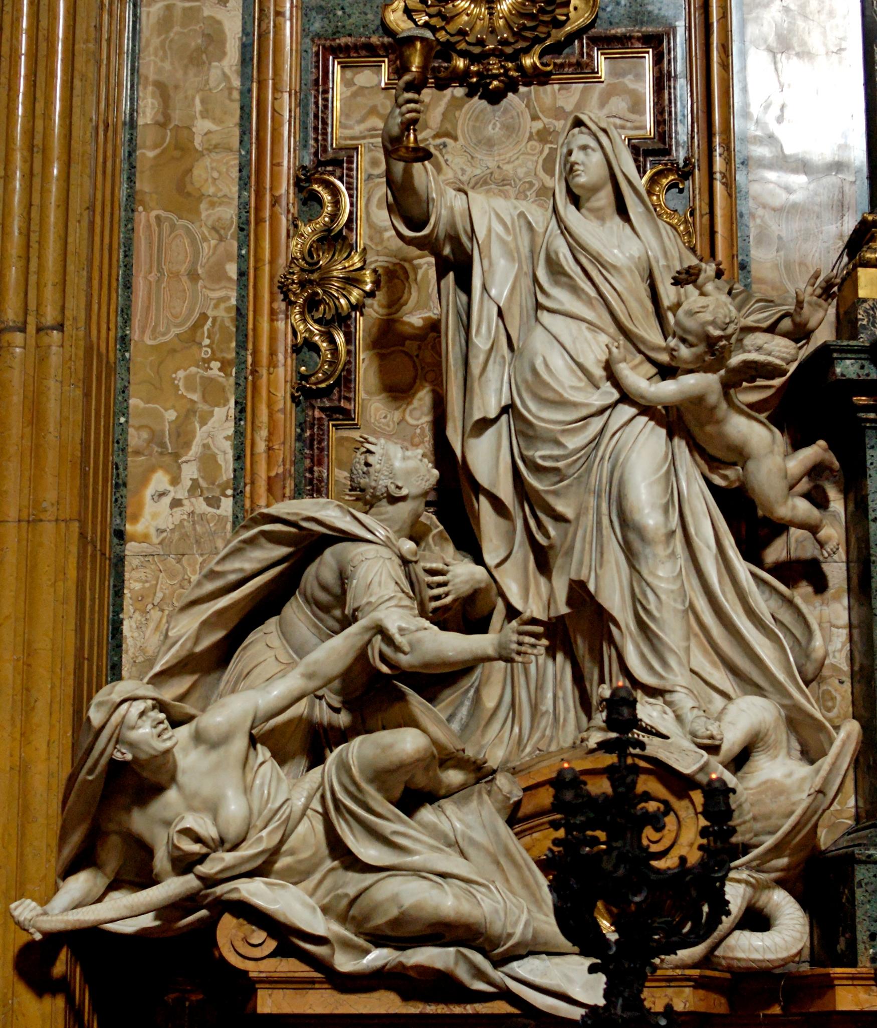 Triumph of Faith over Idolatry_Theodon