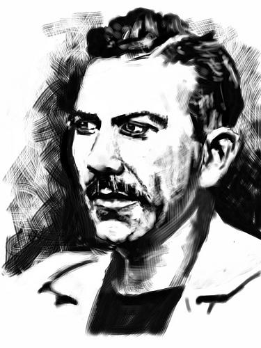 Steinbeck sketch