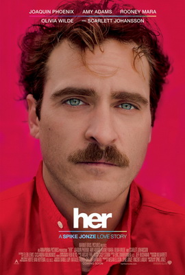 Spike Jonze, Her (2013)