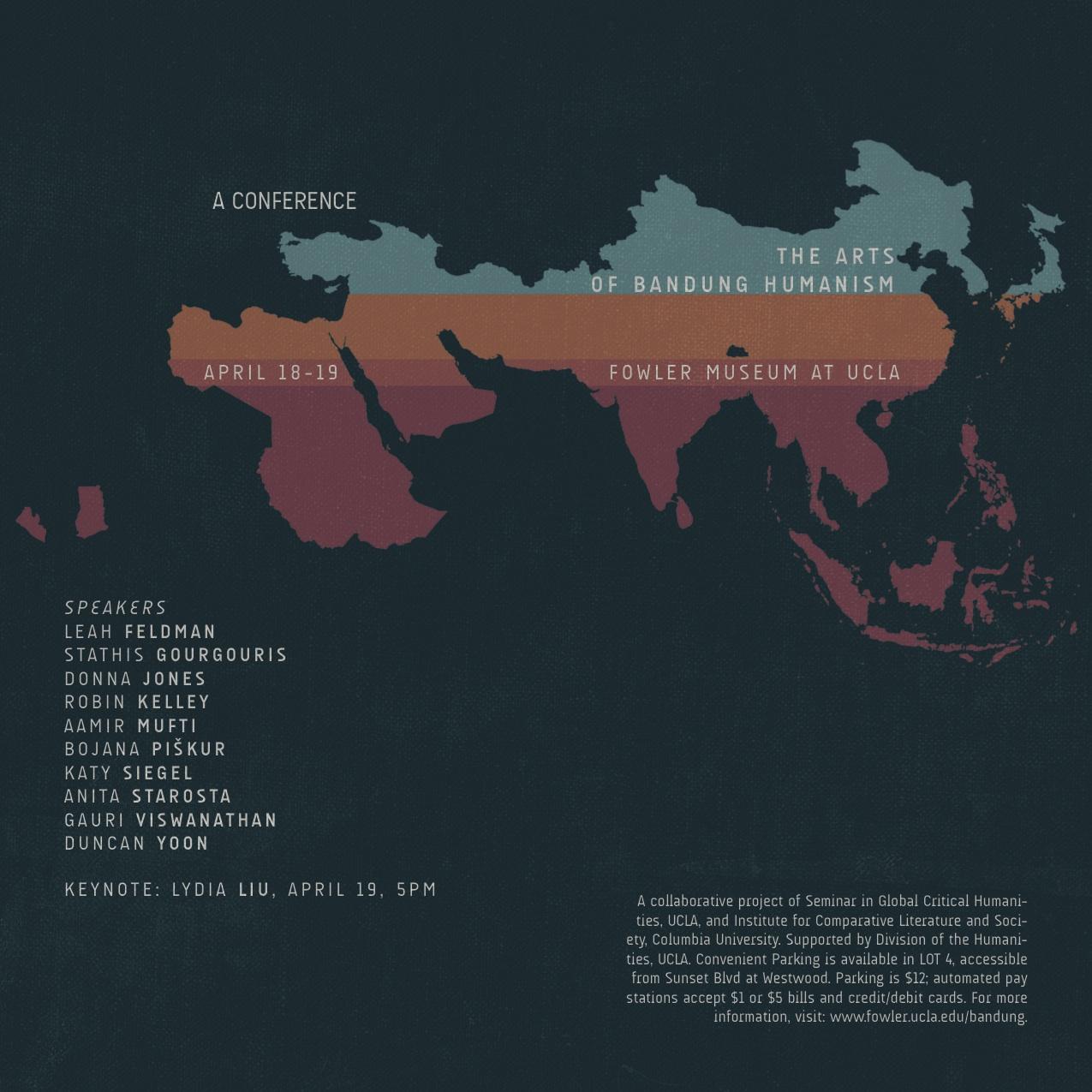 Arts of Bandung Humanism