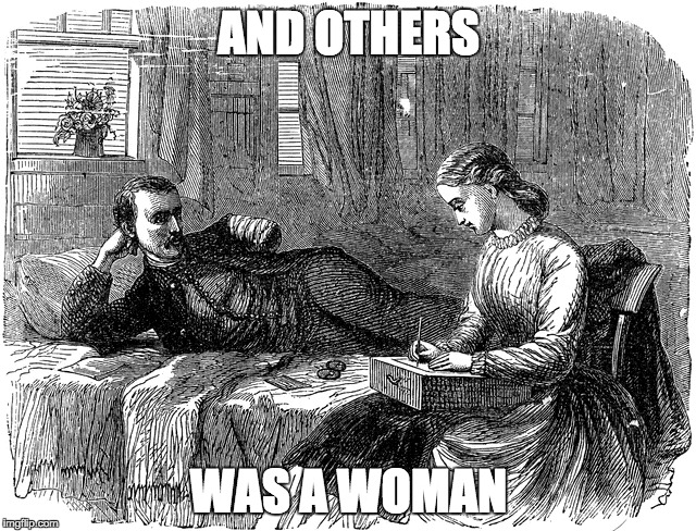 and others was a woman
