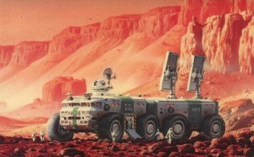 Kim Stanley Robison, RED MARS