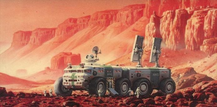 Kim Stanley Robison, RED MARS