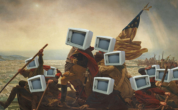 Computers Crossing the Delaware