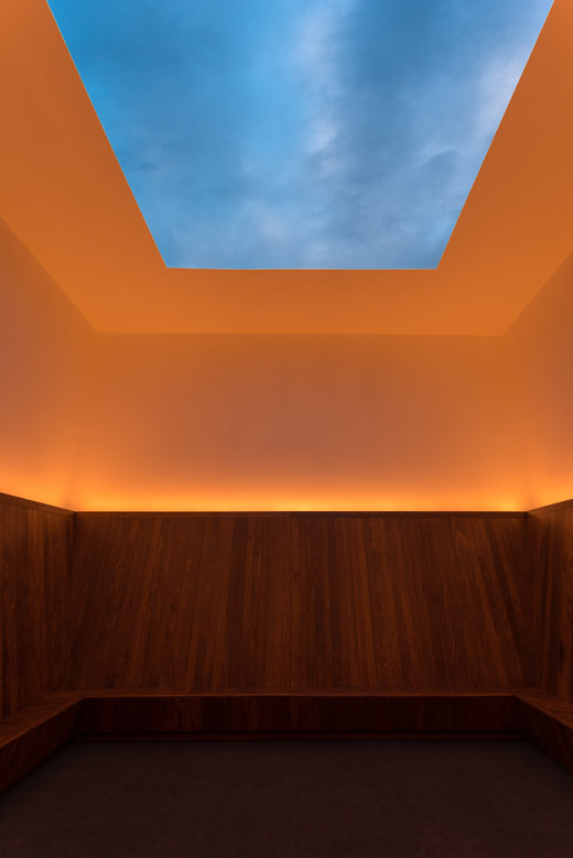 James Turrell, Meeting 2016