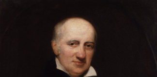 William Godwin, by Henry William Pickersgill