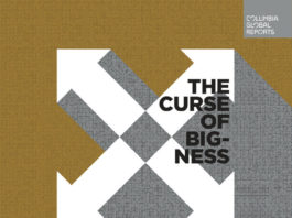 Timothy Wu, The Curse of Bigness (Columbia Global Reports, 2018)