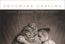 Eve Kosofsky Sedgwick, Touching Feeling Affect, Pedagogy, Performativity