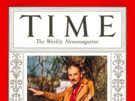 Lewis Mumford (Time Cover)
