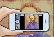 digital proudhon (sources: Gustave Courbet, https://en.wikipedia.org/wiki/Pierre-Joseph_Proudhon#/media/File:Portrait_of_Pierre_Joseph_Proudhon_1865.jpg and https://photomania.net/editor)