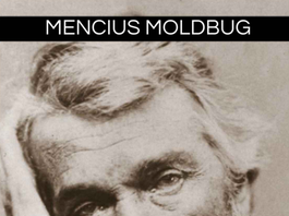 "cover of ""Moldbug on Carlyle"""